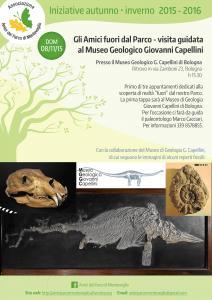 Mostra sul Mosasaurus